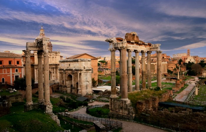 The Forum - Rome, Italy