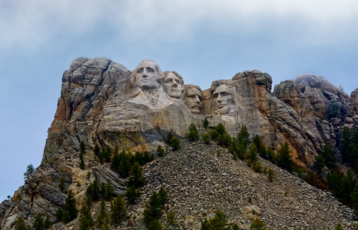 Mt Rushmore - South Dakota