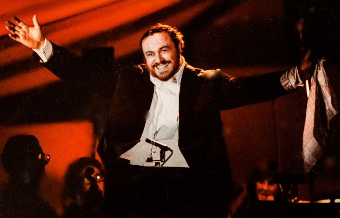 Luciano Pavarotti - Atlantic City