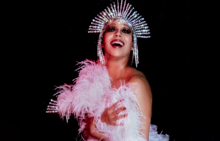 Showgirl - Atlantic City