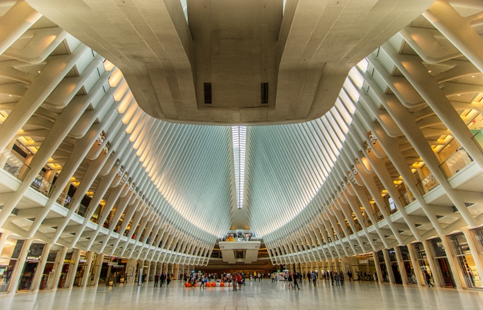 World Trade Center Mall - NYC